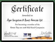 certificate-top100